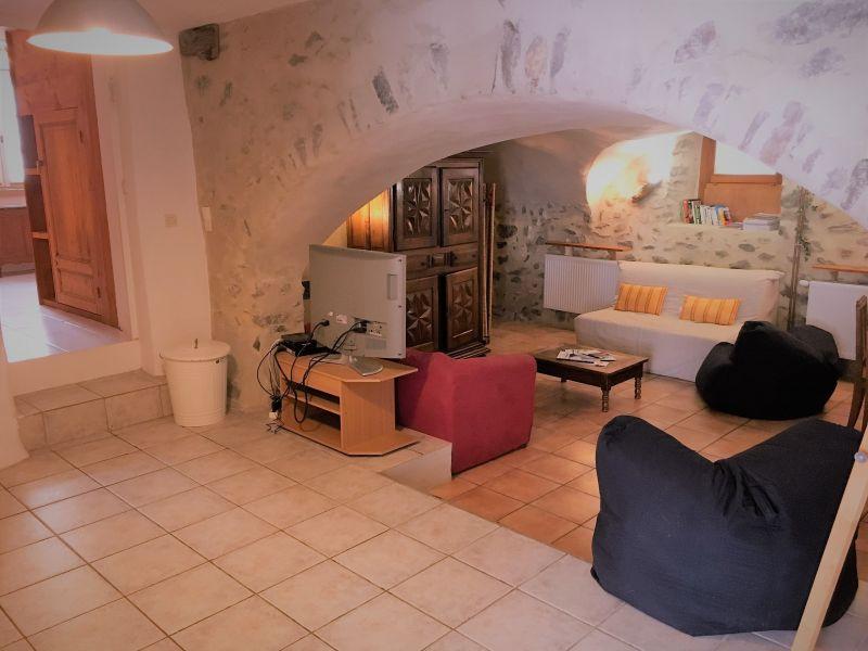 Salon Location Appartement 2888 Serre Chevalier