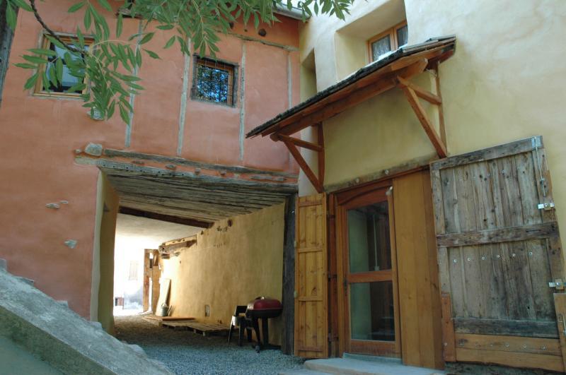 Vue extérieure de la location Location Appartement 2888 Serre Chevalier