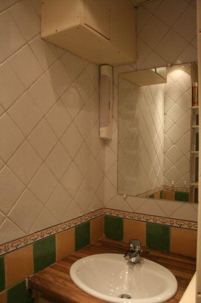 Salle d'eau Location Studio 28939 Tignes
