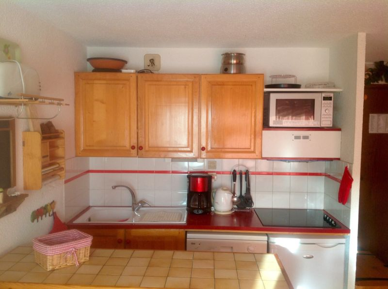 Coin cuisine Location Appartement 29272 Morillon Grand Massif