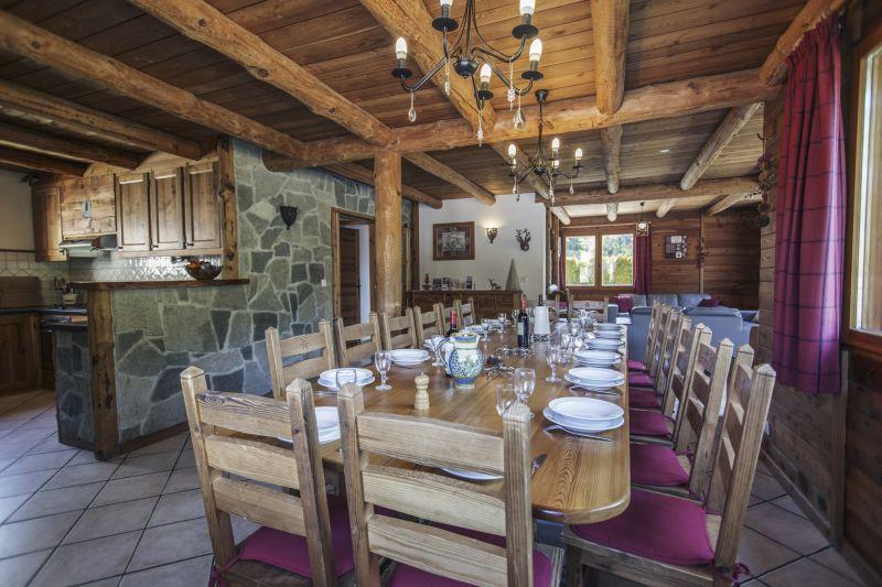 Salle à manger Location Chalet 2931 Serre Chevalier