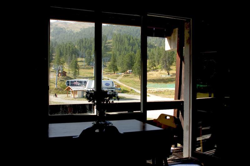 Vue extérieure de la location Location Studio 29375 Risoul 1850