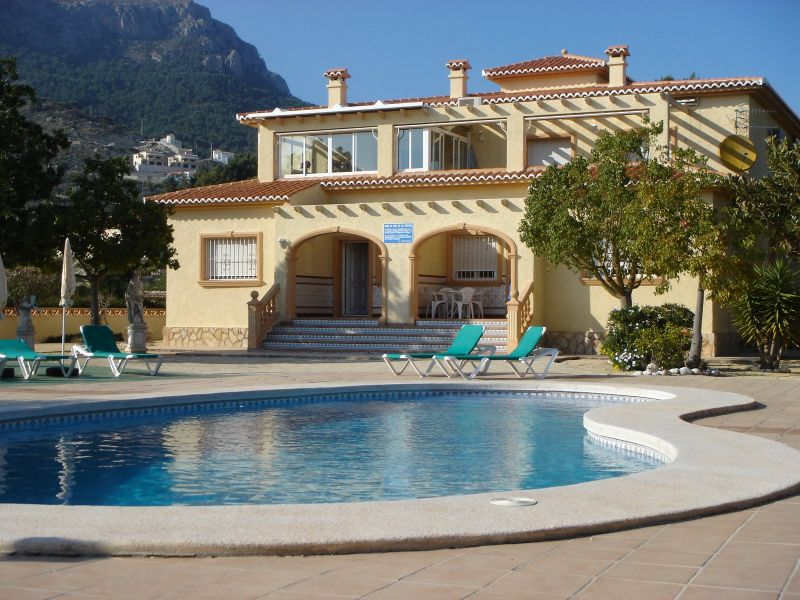 Location Bungalow 29412 Calpe