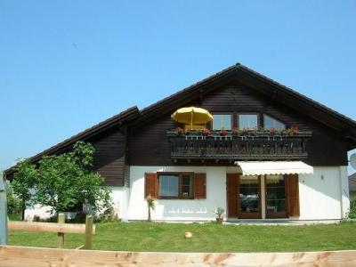 Vue ext�rieure de la location Location Appartement 29476 Bregenz