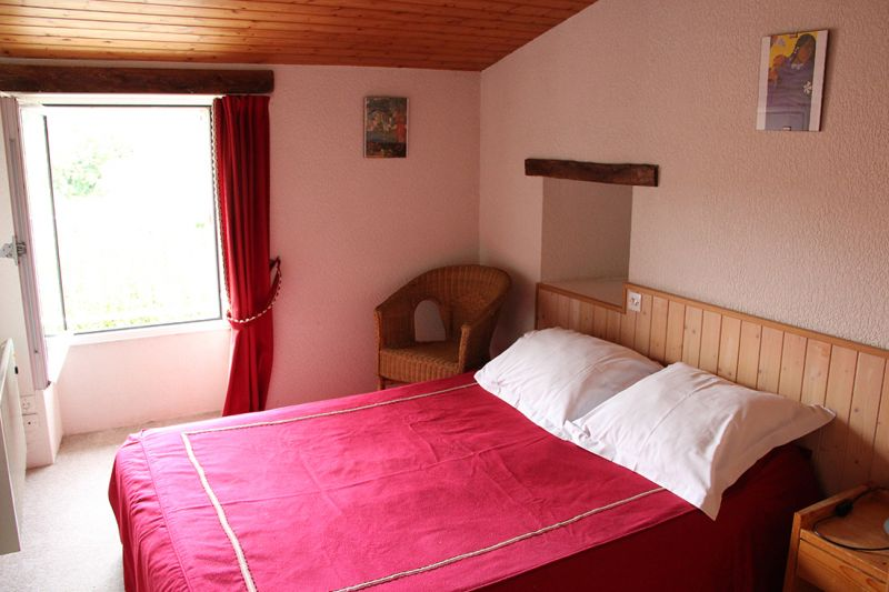 chambre 1 Location Gite 29534 Le Longeron