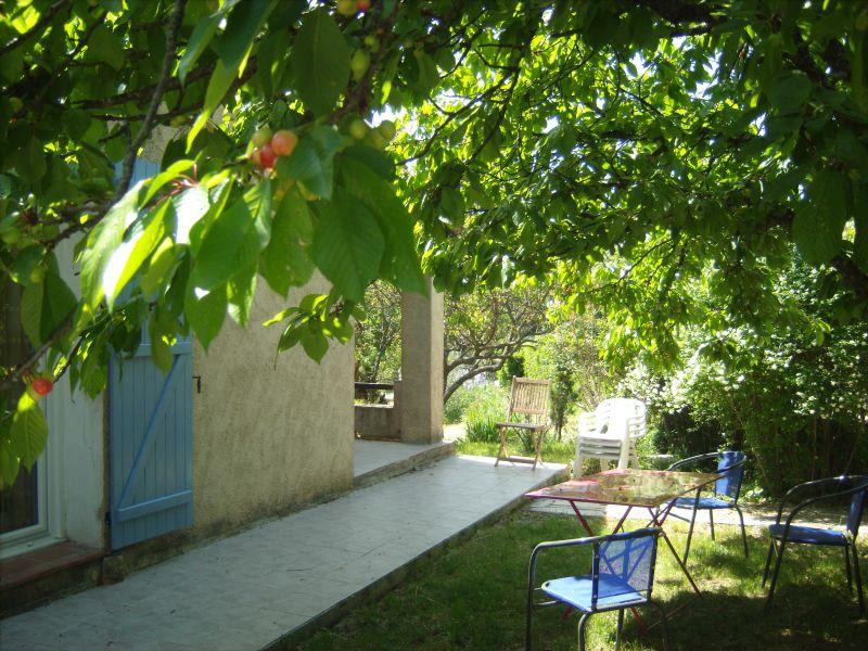 Jardin Location Maison 29581 Les Salles sur Verdon