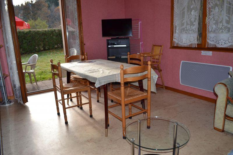 Salle à manger Location Appartement 29652 Gérardmer
