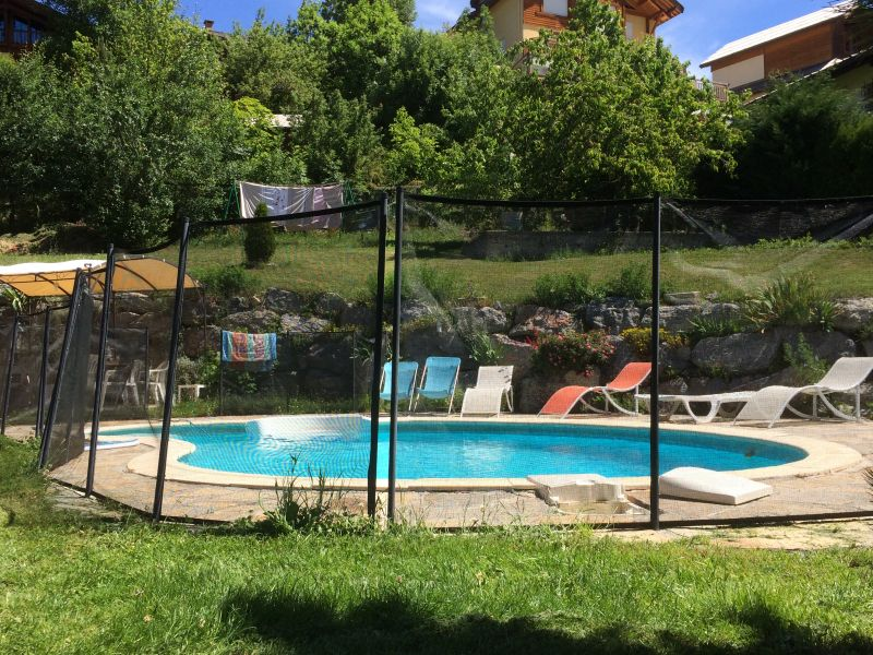 Piscine Location Chalet 2972 Serre Chevalier