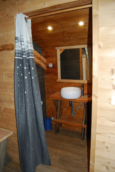 Salle d'eau 2 Location Chalet 2972 Serre Chevalier