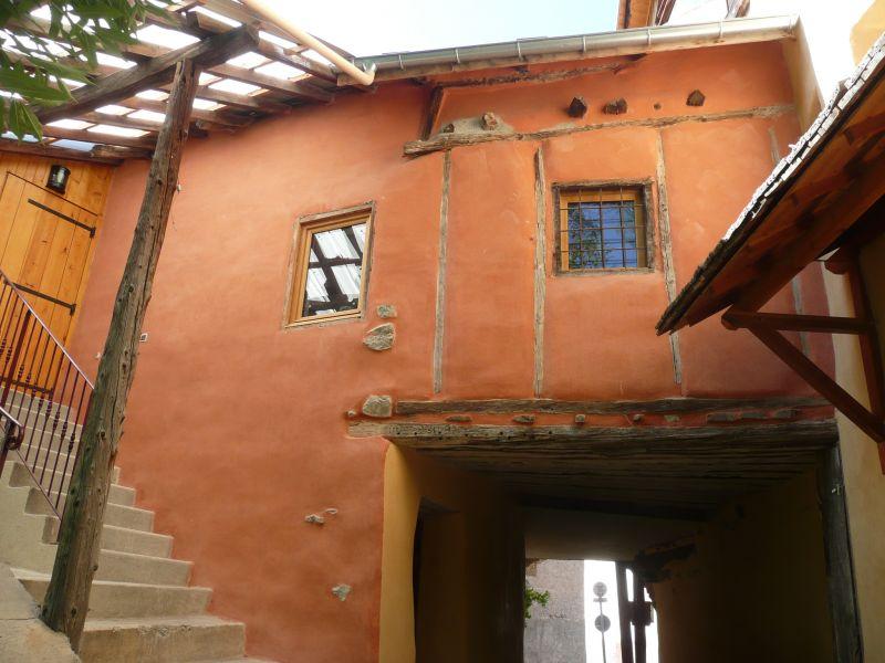 Vue extérieure de la location Location Appartement 3003 Serre Chevalier