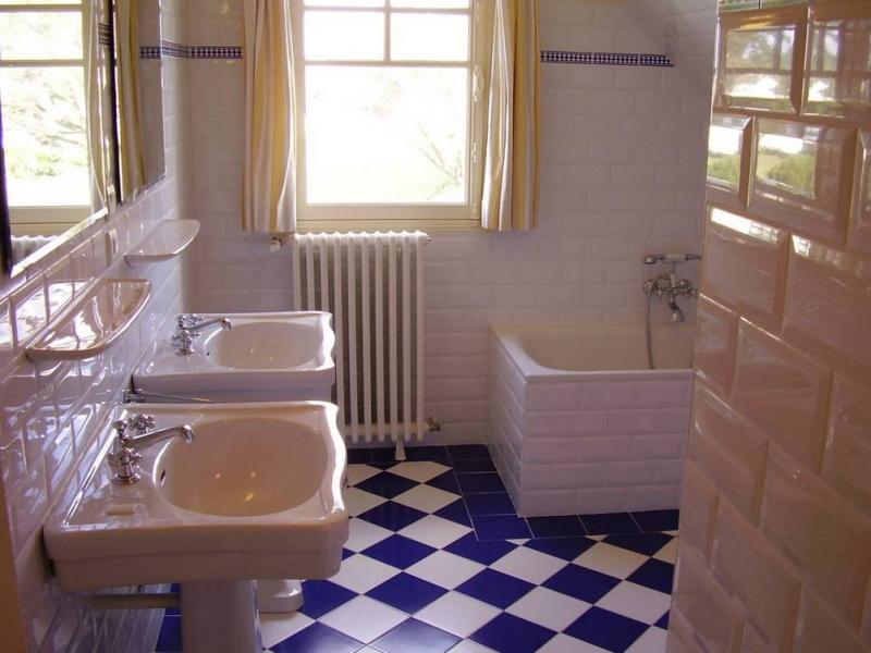 salle de bain Location Villa 30390 Saint-Germain-sur-Ay
