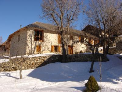 Vue ext�rieure de la location Location Maison 30426 Barcelonnette