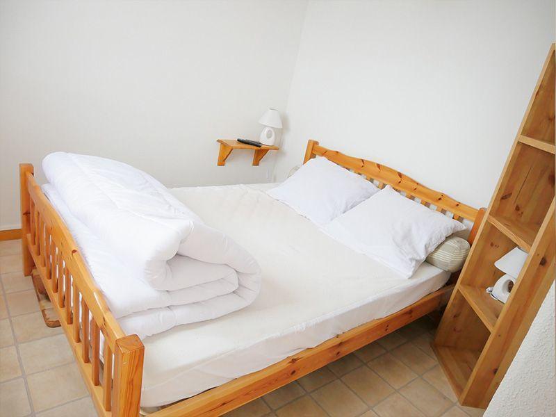 chambre 1 Location Appartement 3080 Thollon Les Mémises