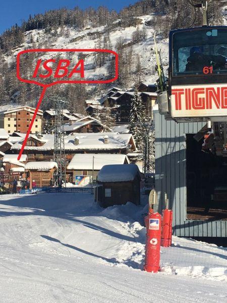 Vue à proximité Location Chalet 3083 Tignes
