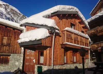 location appartement Tignes Chalet de