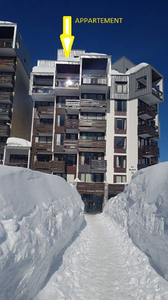 Location Appartement 3085 Tignes