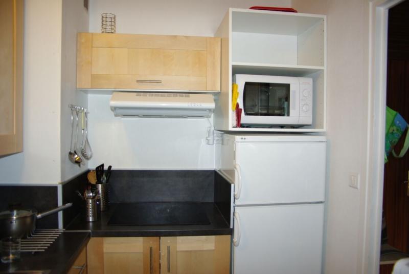 Cuisine indépendante Location Appartement 3091 Tignes