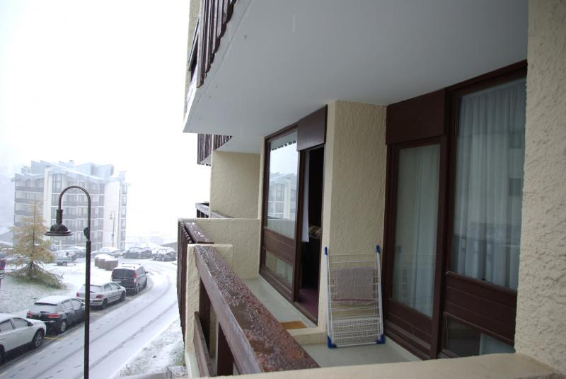 Balcon Location Appartement 3093 Tignes