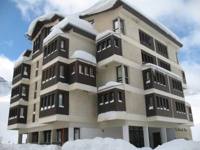 Vue extérieure de la location Location Appartement 3094 Tignes