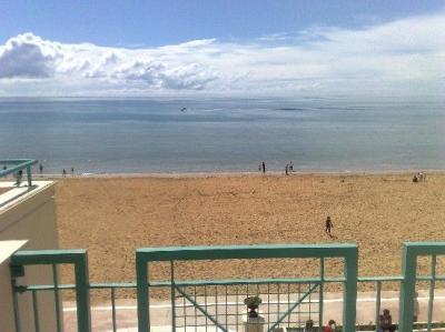 Vue depuis la location Location Appartement 31188 Ch�telaillon plage