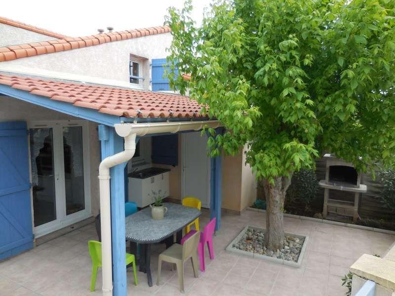 Vue extérieure de la location Location Maison 31227 Frontignan