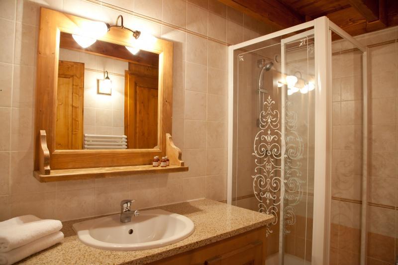 Salle d'eau Location Appartement 3128 Tignes