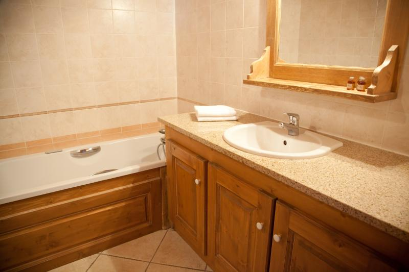 salle de bain Location Appartement 3128 Tignes
