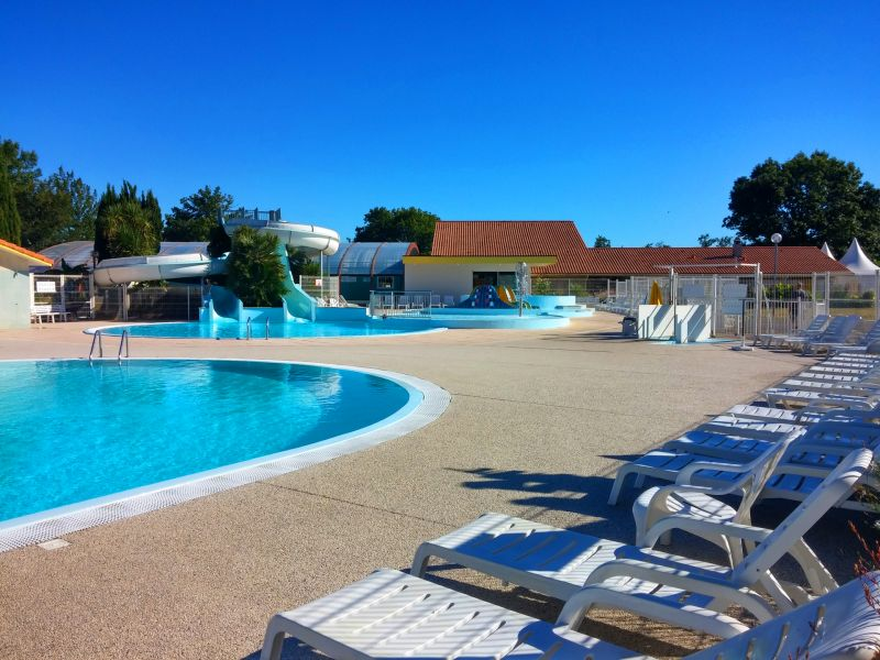 Piscine Location Mobil-home 31432 Biscarrosse