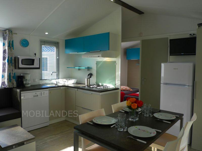 Séjour Location Mobil-home 31432 Biscarrosse