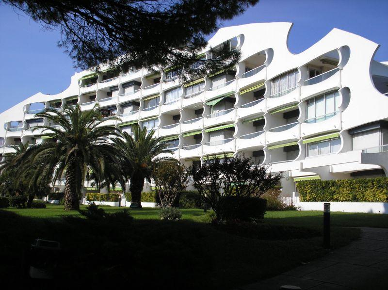 Vue extérieure de la location Location Studio 31444 La Grande Motte