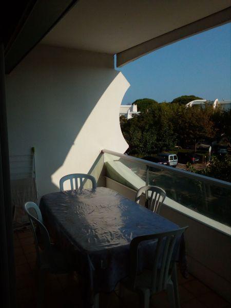 Terrasse Location Studio 31444 La Grande Motte