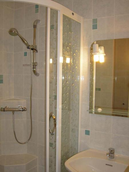 salle de bain Location Studio 3155 Tignes