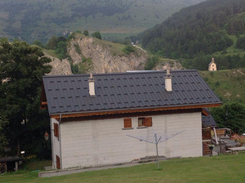 Vue extérieure de la location Location Gite 31573 Valloire