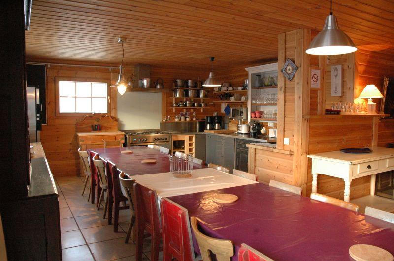 Cuisine américaine Location Chalet 31596 La Plagne