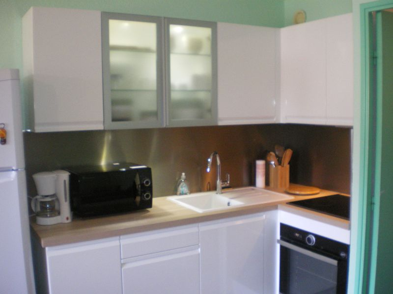 Coin cuisine Location Appartement 31691 Val d'Allos