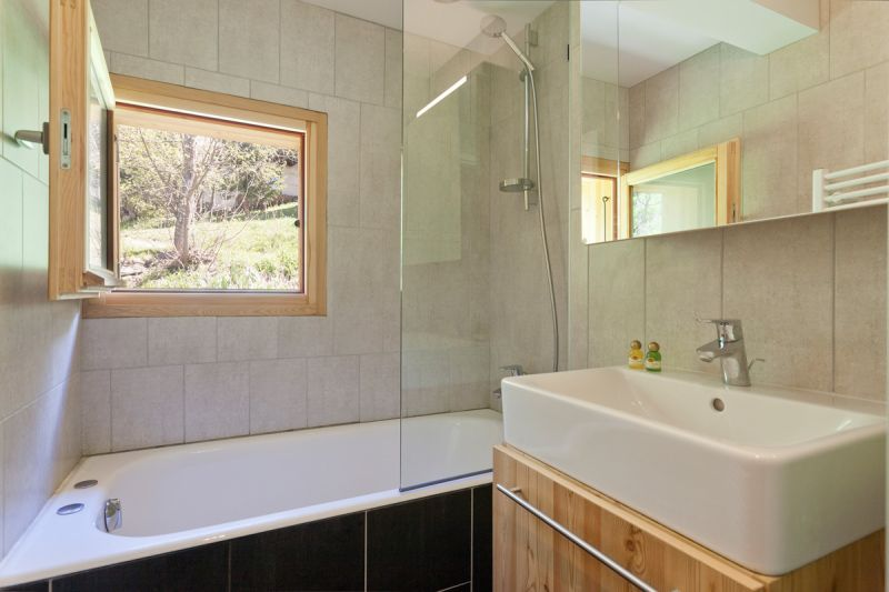 salle de bain 1 Location Chalet 320 Les Arcs