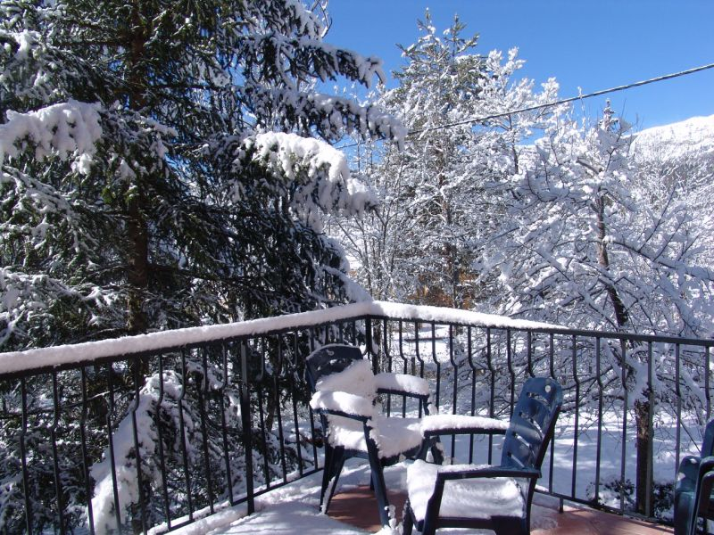Balcon Location Chalet 3208 Val d'Allos