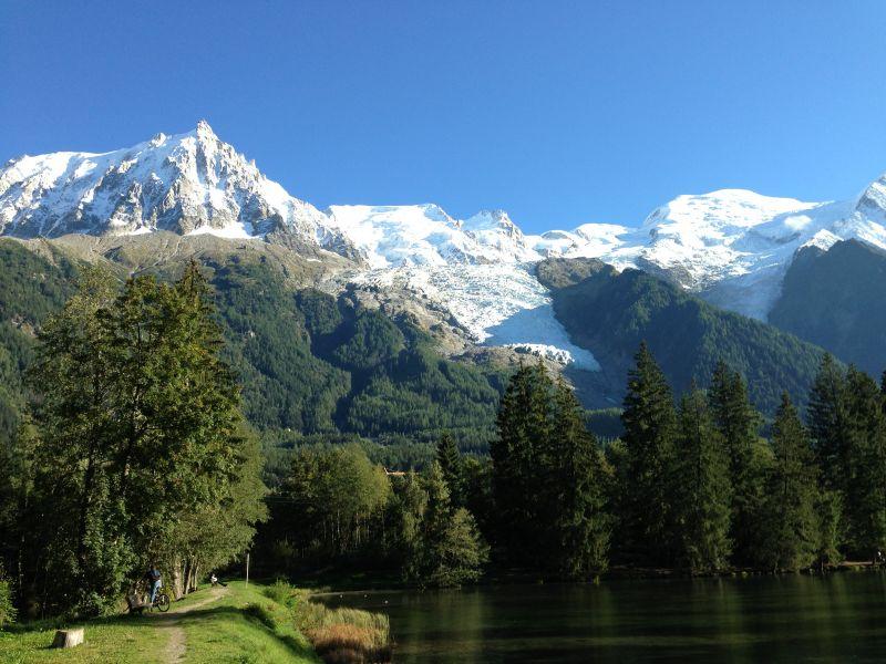 Vue à proximité Location Appartement 32184 Chamonix Mont-Blanc