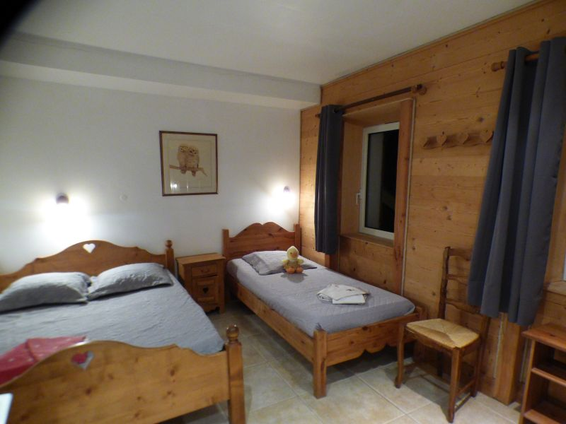 chambre 1 Location Chalet 322 Les Arcs