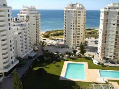 Vue du balcon Location Appartement 32206 Albufeira