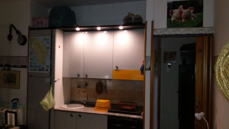 Coin cuisine Location Appartement 32285 Torre dell'Orso