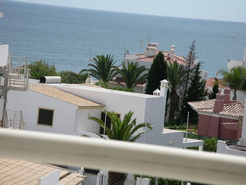 Vue du balcon Location Appartement 32301 Albufeira