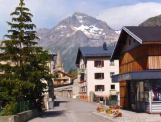 Vue extérieure de la location Location Appartement 3250 Val Cenis