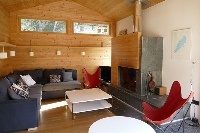 Salon Location Chalet 32551 Les Contamines Montjoie