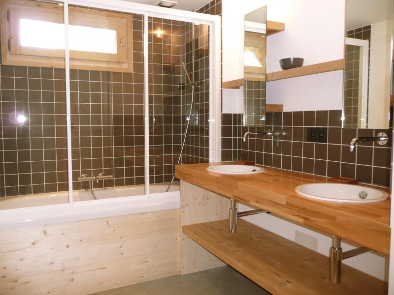 salle de bain 3 Location Chalet 32551 Les Contamines Montjoie