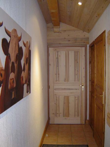 Couloir Location Appartement 32627 Praz sur Arly