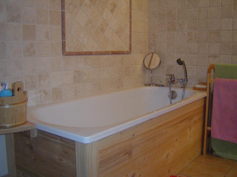 salle de bain Location Appartement 32627 Praz sur Arly
