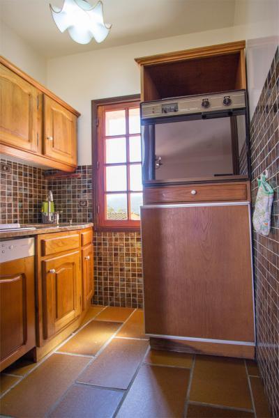 Cuisine indépendante Location Appartement 32806 Calvi