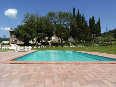 Piscine Location Appartement 32822 Greve in Chianti