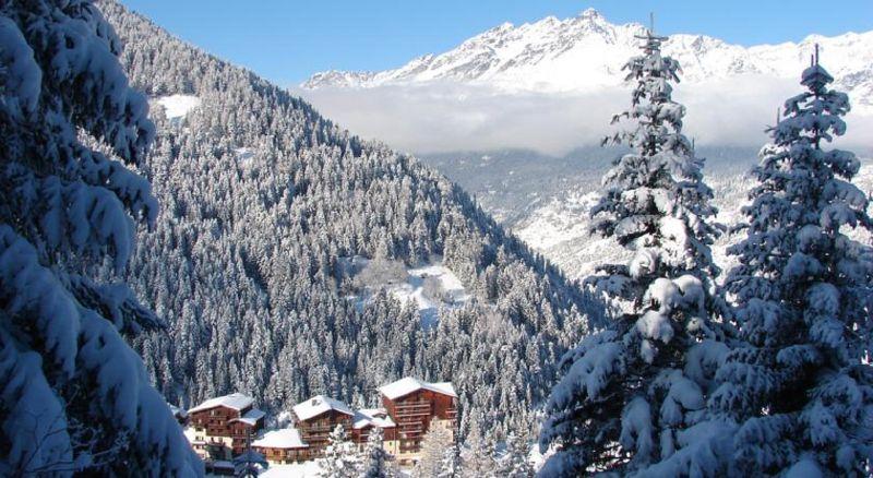 Vue à proximité Location Chalet 3291 Valfréjus